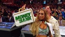 El primer Money in the Bank femenino terminó en polémica