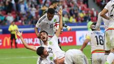 Las mejores imágenes que nos dejó el Portugal vs. México