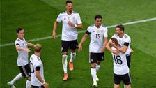 Alemania venció 3-2 a Australia en su debut en la Copa Confederaciones