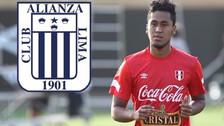 Renato Tapia lució la camiseta de Alianza Lima en una 'pichanga'