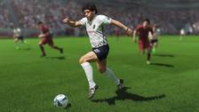 PES 2018 recreó el gol de Maradona a Inglaterra en México 86'