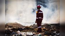¿Qué pasa con la calidad del aire tras un incendio?