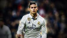 Florentino Pérez habría aceptado oferta de 60 millones de euros por James Rodríguez