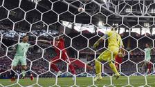 Las mejores imágenes del duelo entre Rusia vs. Portugal