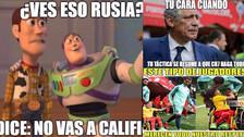 Portugal es protagonista de los memes tras derrotar a Rusia