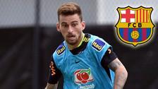 Lucas Lima confirmó que jugará en Barcelona, según Globoesporte