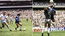 Youtube | Diego Maradona: la mano de Dios y el gol del siglo de aniversario