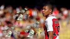 Mónaco rechazó 100 millones de euros por Kylian Mbappé, según Marca