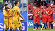 Chile buscará sellar su clasificación ante Australia