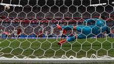 Video | Así definió Cristiano Ronaldo de penal ante Nueva Zelanda