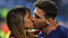 Messi cumplió 30 años: así fue el romántico mensaje de Antonella Roccuzzo