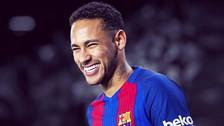 Neymar estaría saliendo con una modelo brasileña tras terminar su relación