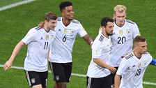 Alemania venció 3-1 a Camerún y avanzó a semifinales de las Confederaciones