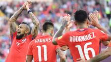 "Arturo Vidal: ""Jugamos contra Portugal, no contra Cristiano Ronaldo"