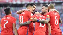 Chile empató 1-1 contra Australia y se instaló en semifinales
