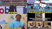 Sporting Cristal es víctima de memes tras ser goleado por Melgar