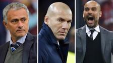 Los 10 mejores entrenadores del mundo