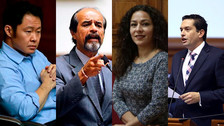 Estos son los congresistas voceados para asumir la presidencia del Congreso