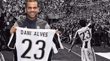 Dani Alves confirmó que se va de la Juventus y arremetió contra el presidente