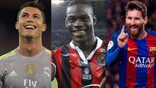 ¿Cristiano Ronaldo o Messi? Mario Balotelli dio su favorito