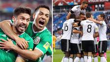 La juventud de Alemania se pondrá a prueba ante la experimentada México