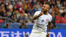 Chile hizo historia y avanzó a la final de la Copa Confederaciones