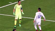 Los tres penales que atajó Claudio Bravo a Portugal en semifinales