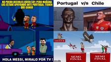 Los mejores memes previo al Portugal vs. Chile en la Copa Confederaciones