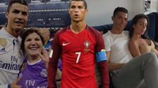 Cristiano Ronaldo se va de la Copa Confederaciones para conocer a sus mellizos