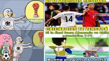 Los mejores memes de la previa al partido entre México y Alemania