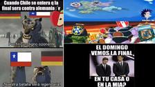 Los memes previo al Chile vs. Alemania por la final de la Copa Confederaciones