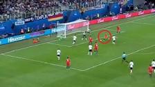 El gol errado que pudo cambiar la historia de la Copa Confederaciones