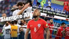 Así informó la prensa internacional tras la victoria de Alemania ante Chile