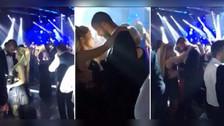 Filtran video de Piqué y Shakira bailando cumbia en boda de Messi