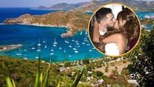 Antigua y Barbuda, el paraíso que Messi y Antonela eligieron para su luna de miel