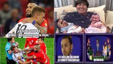 Chile continúa siendo víctima de memes tras perder la final contra Alemania