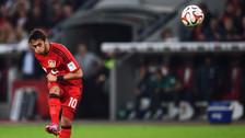 Hakan Calhanoglu al Milan: sus 3 mejores tiros libres en la Bundesliga