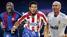 El futuro está aquí: los hijos de Zidane, Simeone, Kluivert y los cracks de los 90