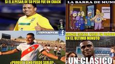 Sporting Cristal es víctima de memes tras empatar con Municipal