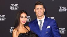 Georgina Rodríguez reapareció con Cristiano Ronaldo entre rumores de embarazo