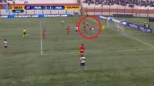 Golazo de 'chalaca' en el fútbol peruano: así definió Eduardo Rabanal de Municipal