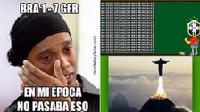 Brasil 1-7 Alemania: revive los memes a tres años de la goleada histórica
