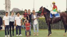 Caballo de Paolo Guerrero ganó en Hipódromo de Brasil