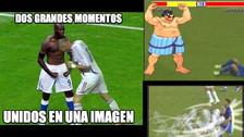 Los memes del cabezazo de Zidane a Materazzi en el Mundial 2006