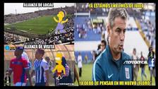 Los memes que dejó el triunfo de Alianza Lima ante Unión Comercio