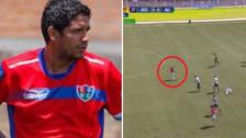 Reimond Manco se lució con pase de rabona ante Alianza Lima