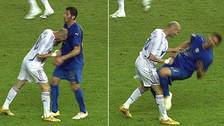 Youtube | Se cumplen 11 años del cabezazo de Zidane a Materazzi