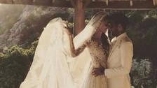 Dani Alves contrajo matrimonio en secreto en las Islas Baleares