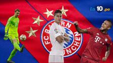 Así sería el once de Bayern Munich tras el fichaje de James Rodríguez