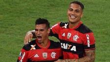 Guerrero y Trauco en el equipo ideal de extranjeros del Brasileirao